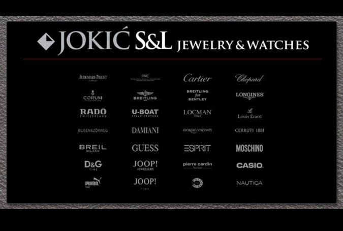 S&L JOKIĆ JEWELRY AND WATCHES