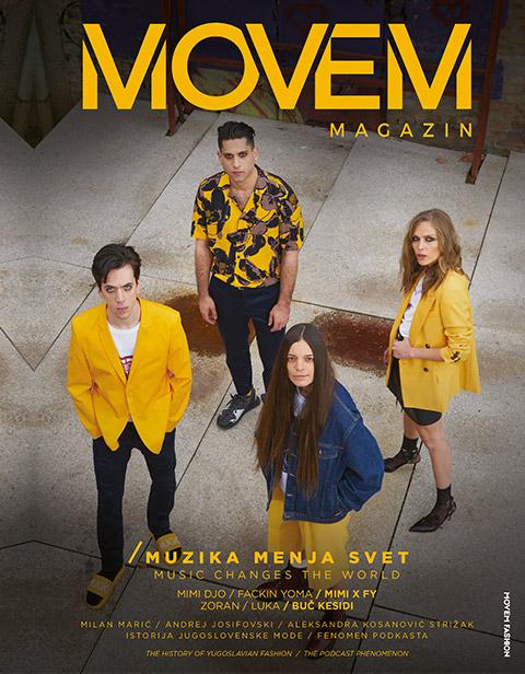 Movem Magazine - Trinaesti broj