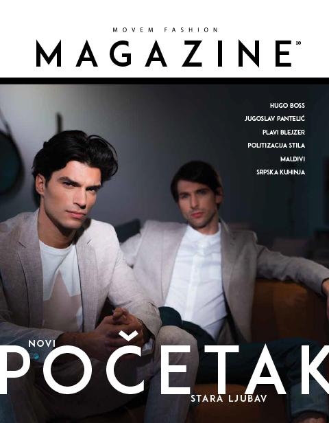 Movem Magazine - Deseti broj